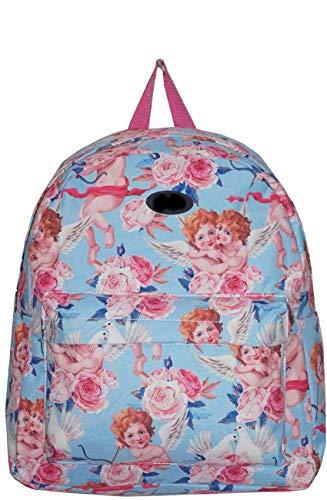 EGFAS Girls' Primary Elementary Junior High School Backpack - Angel Backpack Little Kids