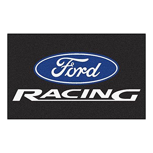 - NASCAR Ford Racing 4 x 6 Rug, 46
