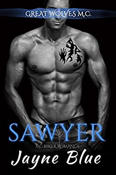 Sawyer Biker Romance Wolves Motorcycle ebook