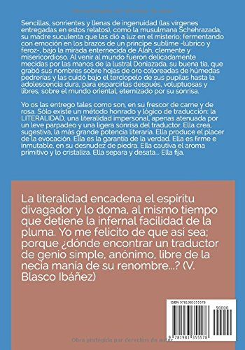 El libro de las mil noches y una noche. III: Amazon.es: Anónimo, Vicente Blasco Ibáñez: Libros