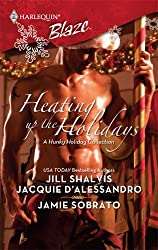 Heating Up the Holidays: All He Wants for Christmas...\My Grown-Up Christmas List\Up on the Housetop (American Heroes Book 3)