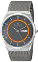 Skagen Men's SKW6007 Melbye Titanium Watch with Mesh Band
