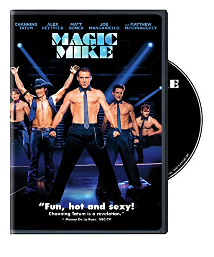 Magic Mike (DVD) from Warner Manufacturing