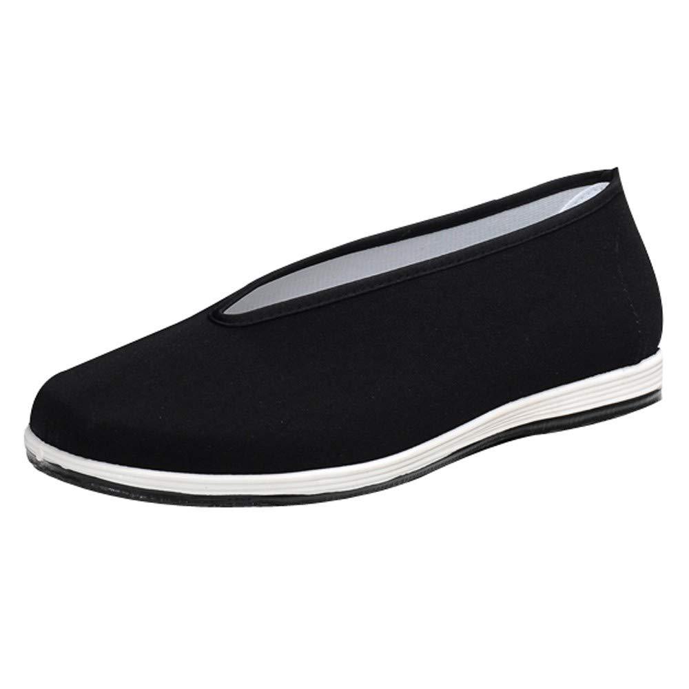 Zapatillas para Hombre, Btruely Herren zapatos Hombre 2018 One-Legged Lazy Respirable Zapatos de Tela