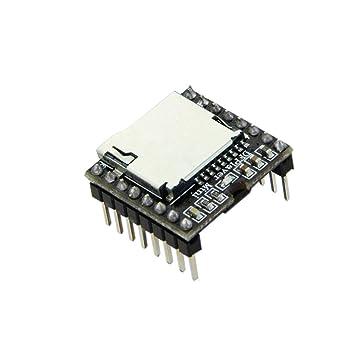 FengYun® Mini Reproductor de Memoria MP3 Módulo de ...