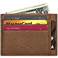 Trendwind RFID Blocking Leather Credit Card Holder Wallet