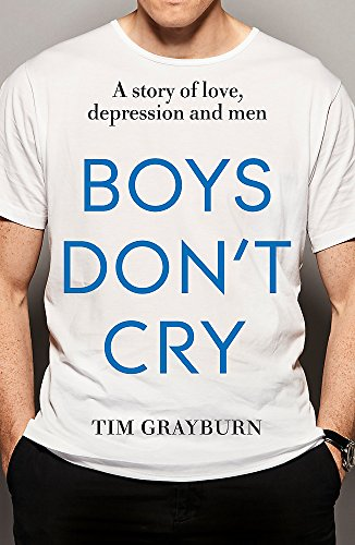 Boys Don't Cry: Why I hid my depression and why men need to talk about their mental health