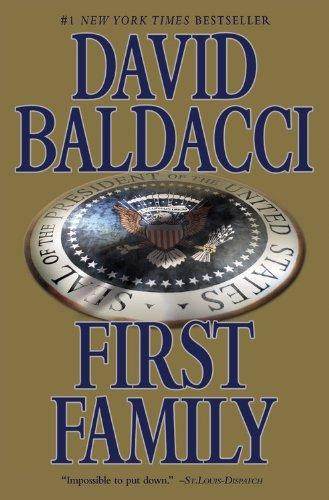 david baldacci book series in order