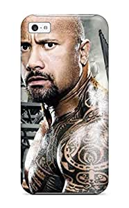 fenglinlinipod touch 4 Case, Premium Protective Case With Awesome Look - Rock