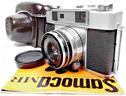 Samoca MR - telémetro Vintage 1960s 35 mm de cámara de cine ...