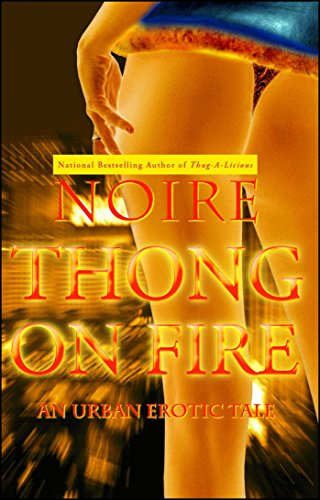 Best noire thong on fire