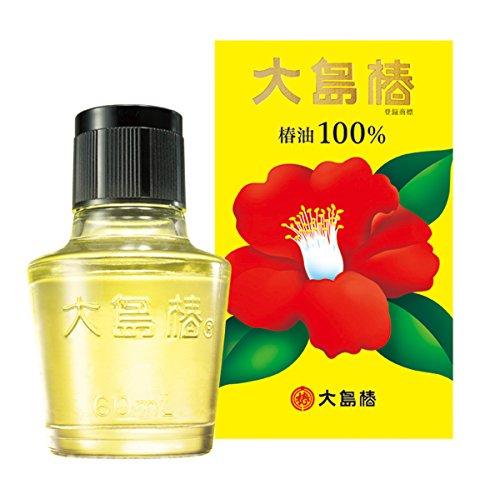 Oshimatsubaki Camellia Hair Care Oil, 60ml by Oshima Tsubaki
