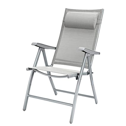 DQCHAIR Gravity Chaise Lounges Patio Chaise Longue Pieghevole Sedia ...