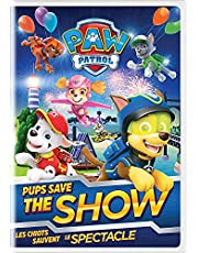 PAW PATROL: PUPS SAVE SHOW DVD CDN