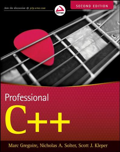 Download Professional C++ Pdf