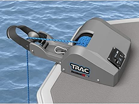 amazon com trac deckboat 40 autodeploy anchor winch sports rh amazon com Trac Electric Anchor Winch Trac Anchor Winch Review