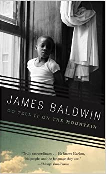Image result for go tell it on the mountain james baldwin
