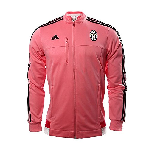 53fac3d2a698 adidas Juventus Anthem Jacket Pink Mens Football Soccer Tracksuit Top - Buy  Online in KSA. Sports products in Saudi Arabia. See Prices
