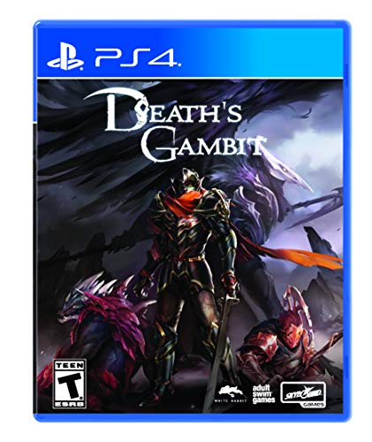 Death's Gambit - PlayStation 4 -  Skybound Games