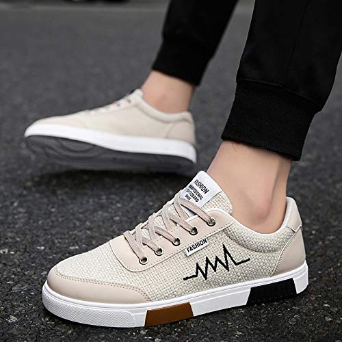 Shoes Cloth Fashion NANXIEHO Canvas Shoes Leisure Men's Autumn Shoes Single and Winter Trend Shoes Sport Flax XS5qF