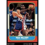 1986 Fleer # 123 Buck Williams New Jersey Nets (Basketball Card) Deans Cards.
