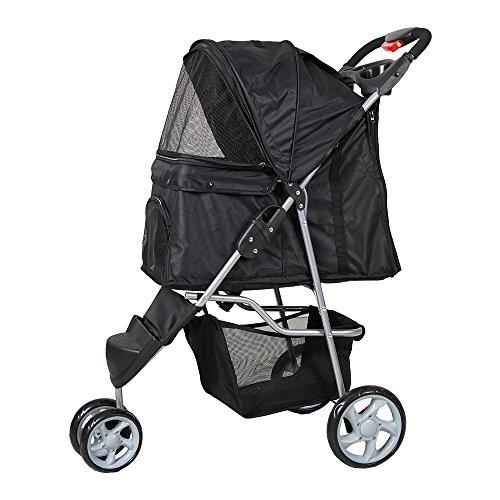 3 Wheel Jogger Pet Stroller - 9