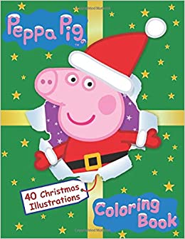 Peppa Pig Coloring Book