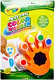 Crayola Color Wonder Fingerpaint (Colors May Vary)
