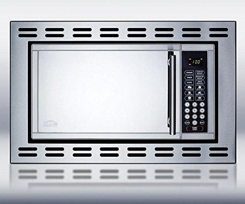 - 0.9 Cu. Ft. 900W Built-In Microwave