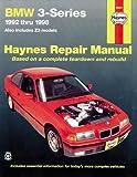 BMW 3Series, Including Z3, '92'98 (Haynes Repair Manuals)