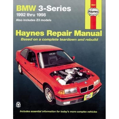 BMW Repair Manual: Amazon.com