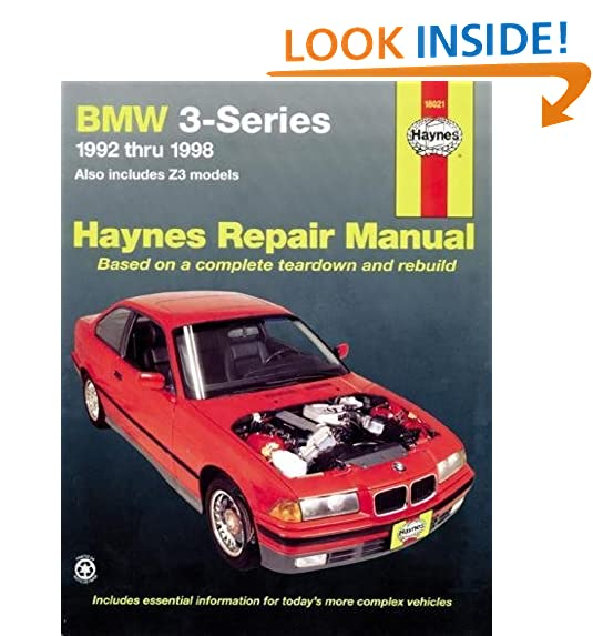 Bmw 3series including z3 9298 haynes repair manuals haynes bmw 3series including z3 9298 haynes repair manuals haynes 9781563923760 amazon books fandeluxe Images