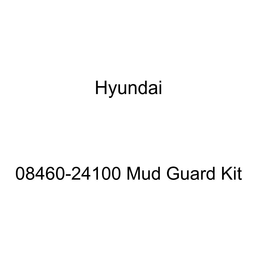 HYUNDAI Genuine 08460-24100 Mud Guard Kit