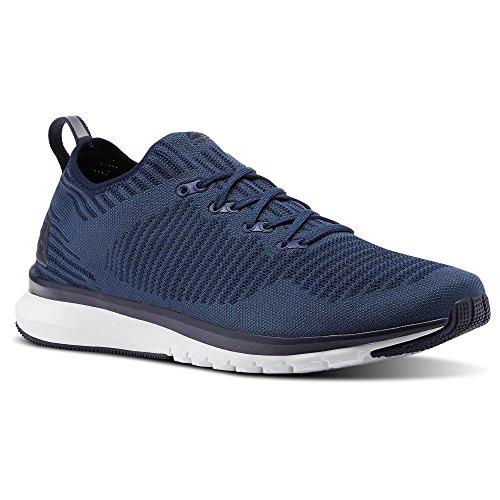 Reebok Print Smooth 2.0 Ultk, Zapatillas de Trail Running Para Hombre, Azul (Washed Blue/Acid Blue/Collegiate Navy/Bl 000), 40.5 EU