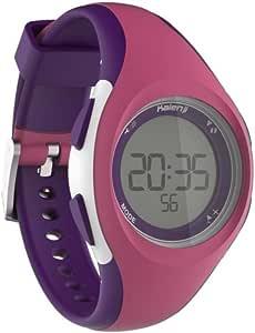 Kalenji W200 S - Reloj de Pulsera para Mujer y niño, On