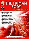 Human Body Quick Starts, Grades 4 - 9