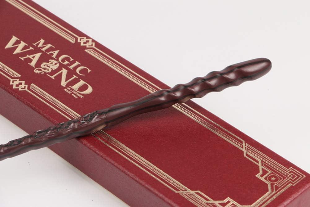 Bacchetta Magica di Chang Chang Bacchetta Magica di Oggetti di Scena per Cosplay Bacchetta Magica di Harry Potter Realizza Il Sogno del Mago Regali di Compleanno per Bambini