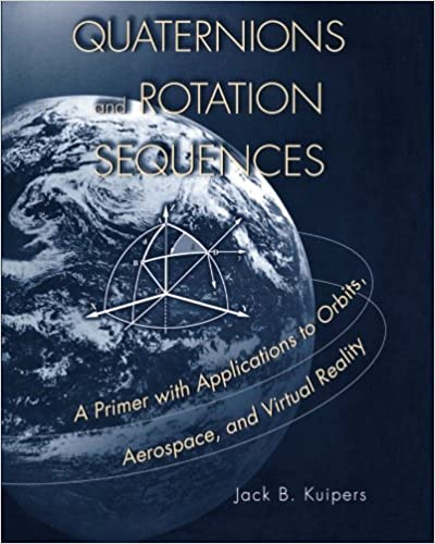 Amazon linear algebra books quaternions and rotation sequences a primer with applications to orbits aerospace and virtual reality fandeluxe Images