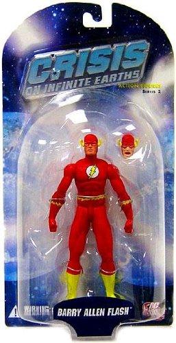 Crisis on Infinite Earths Series 2: Barry Allen Flash Action Figure