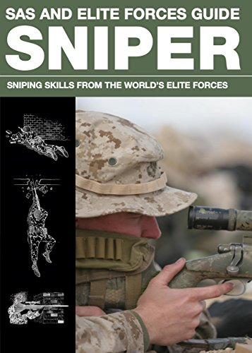 SAS and Elite Forces Guide Sniper: Sniping Skills From The World's Elite (Elite Forces Manual)