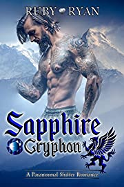 Sapphire Gryphon: A Paranormal Shifter Romance (Gryphons vs Dragons Book 2)