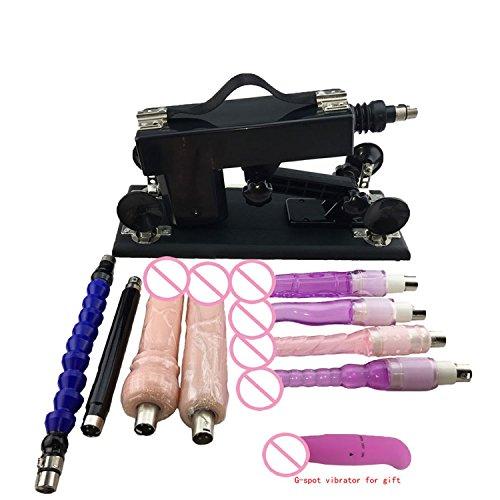 Updated Sex Machine Female Masturbation Machine Gun Automatic Retractable Gun Sex Machine Sex Products