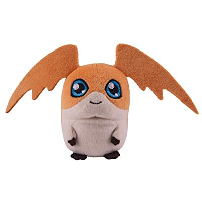 Original Minis Plush Digimon Mini Plush Toy : Patamon: Toys & Games