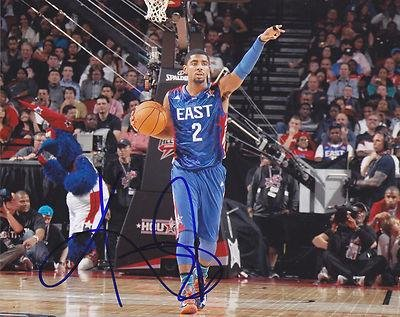 Kyrie Irving Signed Picture - 8x10 w COA Duke #6 - Autographed NBA Photos by Sports Memorabilia