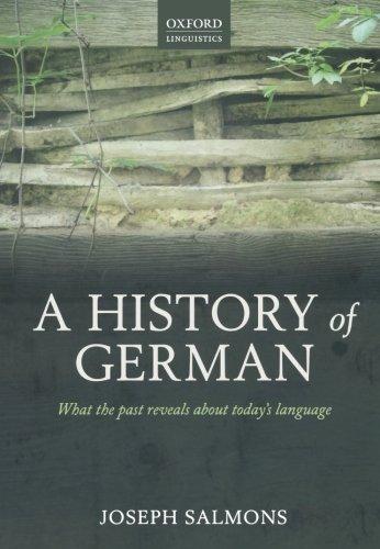 A History of German (Oxford Linguistics)