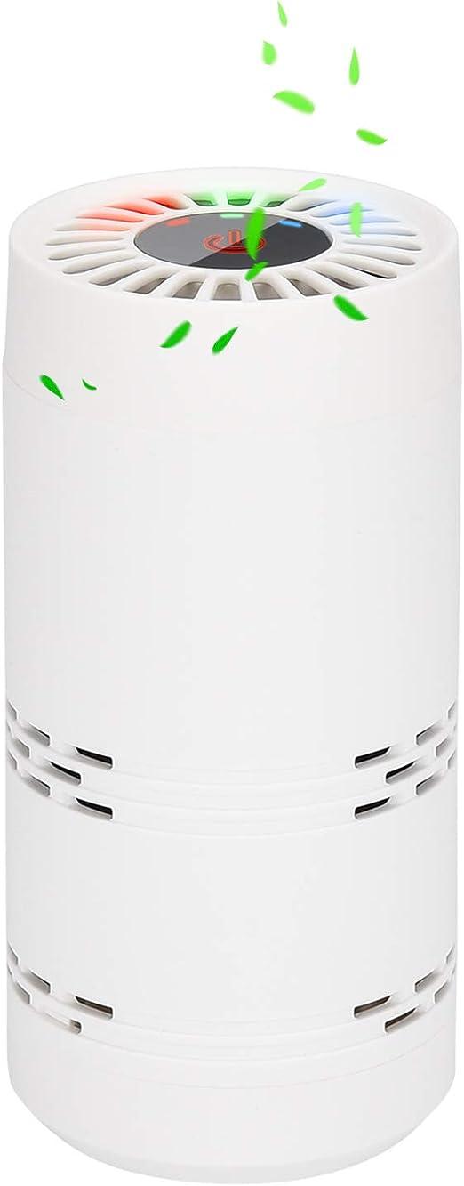 BESTBOMG Portátil Purificador de Aire - Filtro de Aire Ionizador ...