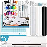 Silhouette America CAMEO-3-AMAZON-BLD-2 Touch Screen, Bluetooth, Sketch Pen Set, Pixscan, 2 Full Rolls Vinyl, Transfer Paper and Tools kit
