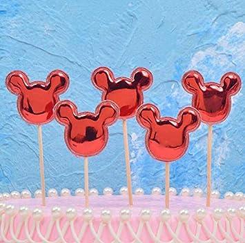 Diseño Divertido Dulce Inserción Tarjeta Pastel de Cumpleaños ...