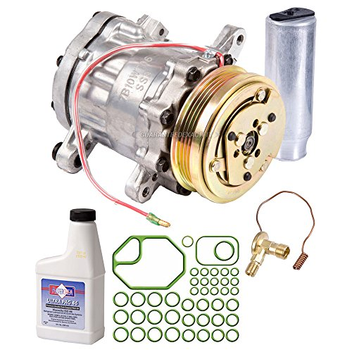AC Compressor w/A/C Repair Kit For Geo Metro 1994 - BuyAutoParts 60-82039RK New