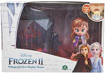 Disney Frozen 2 Whisper /& Glow Boneco ELSA Ii Olaf